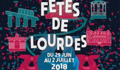 Programme des Fêtes de Lourdes