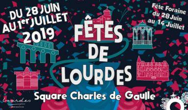 Programme Fêtes de Lourdes 2019