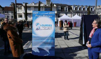 Ouverture officielle de Lourdes, 160 ans d'émotions
