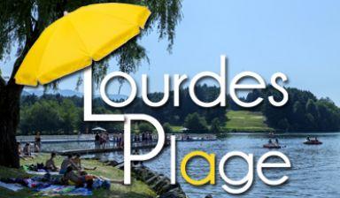 Lourdes Plage - du 01 juillet au 31 août 2018