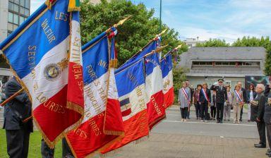 Retour en photos - Journée Hommage aux morts pour la France en Indochine