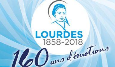 Lourdes 1858 - 2018 : 160 d'émotions !