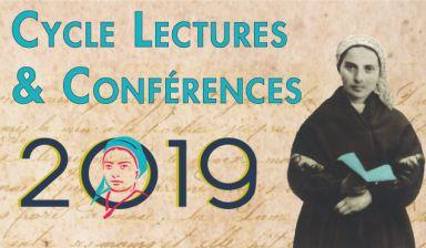 Cycle de Lectures-Conférences 2019