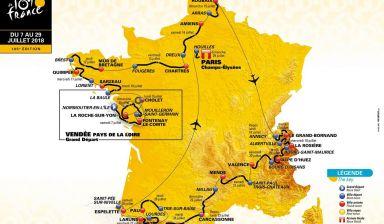 #Lourdes2018, ville départ du Tour de France