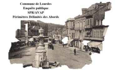 Enquête publique AVAP sur la commune de Lourdes - du 04 décembre 2019 au mercredi 08 janvier 2020