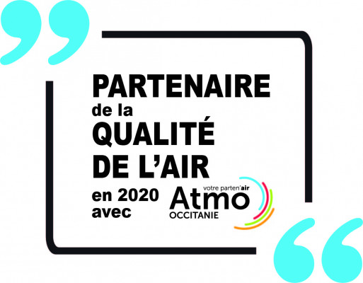 miniatures LABEL ATMO COULEUR 2020