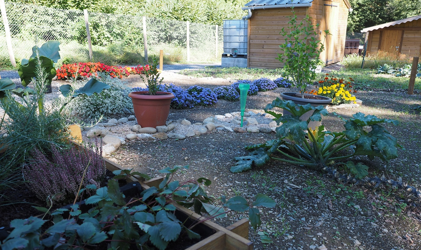 Les jardins familiaux ville de lourdes for Jardin familiaux