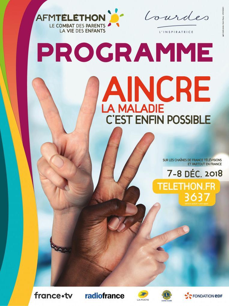 Programme Téléthon 2018 01 1