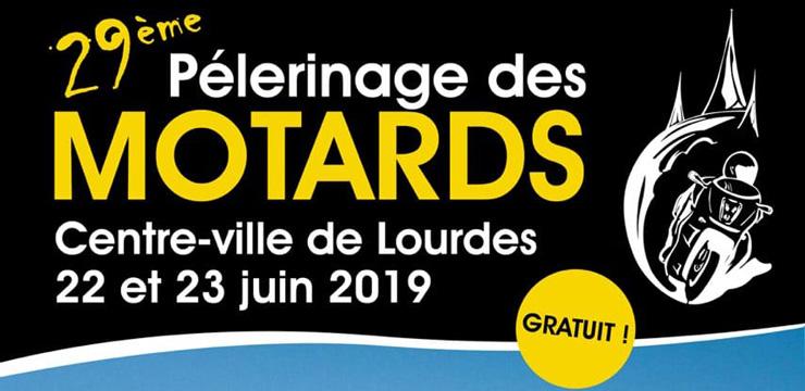 Calendrier Des Pelerinages Lourdes 2019.29eme Pelerinage Des Motards 2019 Ville De Lourdes