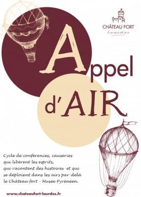 miniatures Appel d air affiche simple