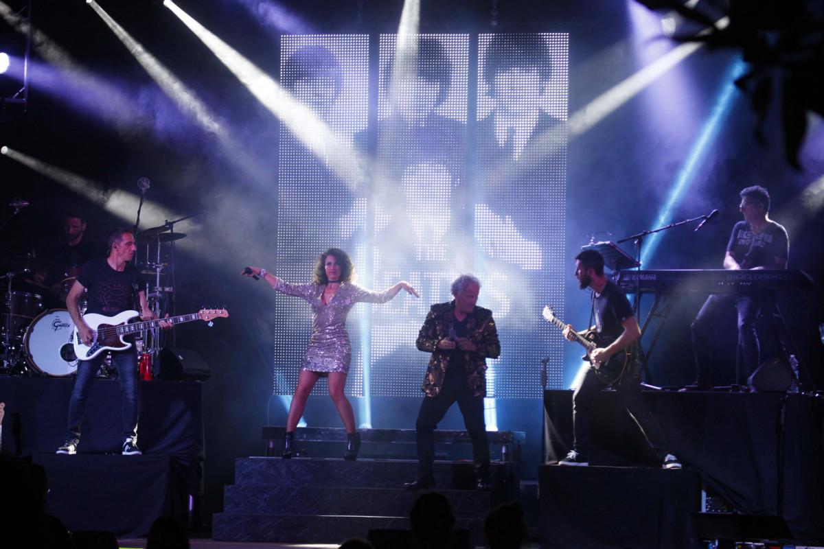 Concert Génération Rock avec l'orchestre Heptagone