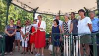 Vin d'honneur de la Saint Pierre offert par la ville de Lourdes