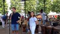 Tremplin Musical organisé par le Conseil Municipal des Jeunes de Lourdes avec des artistes locaux