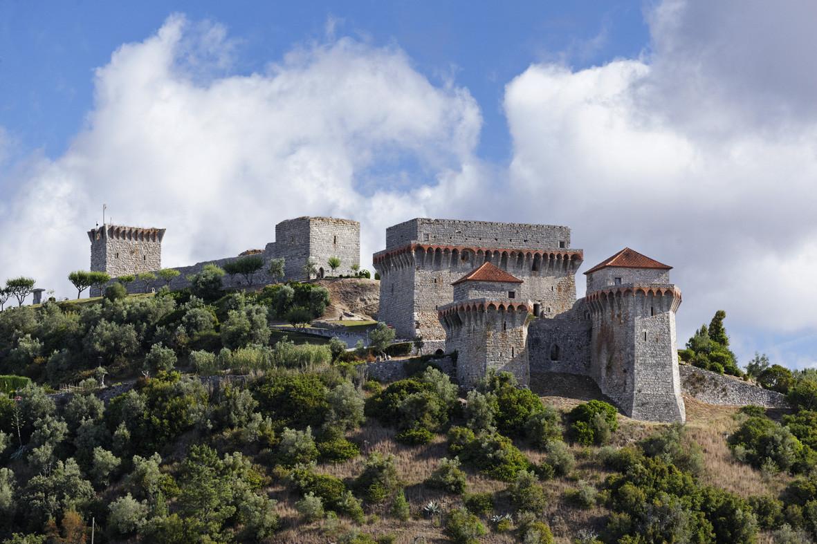 Chateau d'Ourem